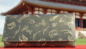 大阪の開運財布