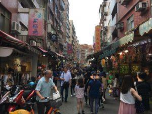 台湾の風景