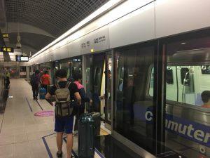 台湾の風景 MRT