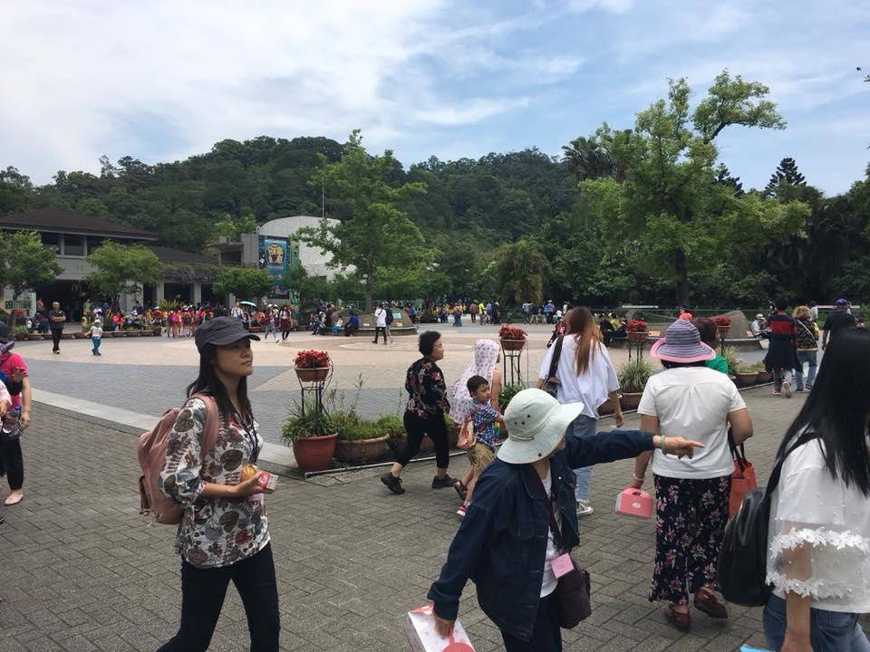 台湾の動物園